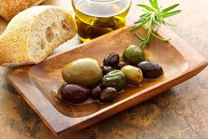 Olives- More Choices than Black or Green